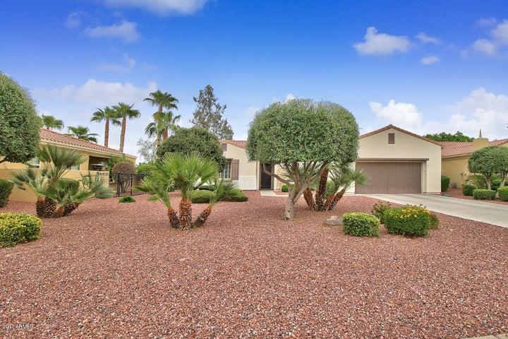 21819 N Las Positas Court, Sun City West, AZ 85375