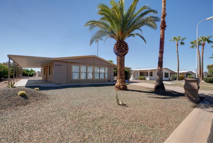 9309 E CITRUS Lane S, Sun Lakes, AZ 85248
