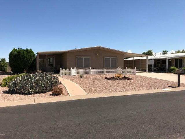 9309 E OLIVE Lane S, Sun Lakes, AZ 85248