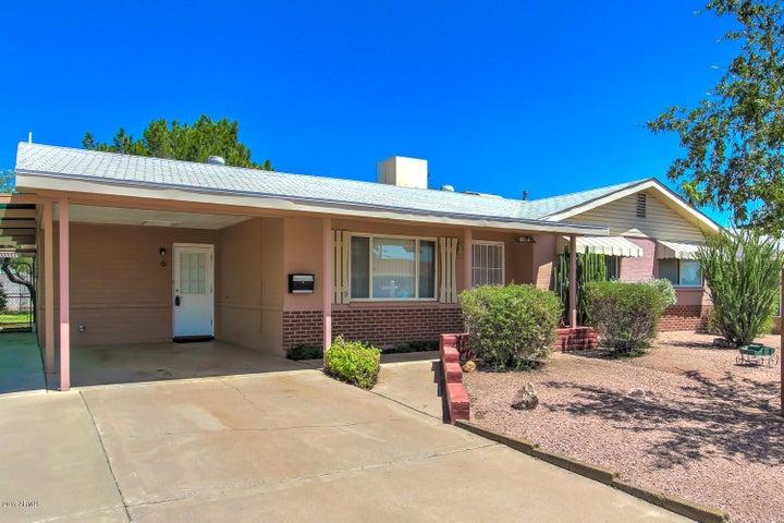 6614 E BELLEVIEW Street, Scottsdale, AZ 85257