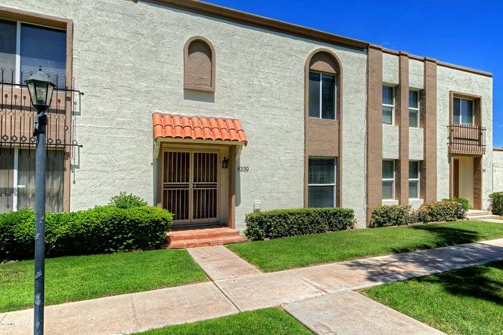 8339 E Vista Drive, Scottsdale, AZ 85250