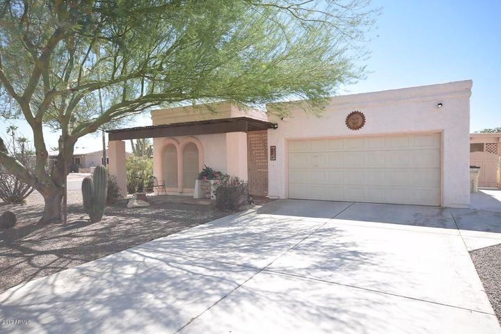 9502 E FAIRWAY Boulevard, Sun Lakes, AZ 85248