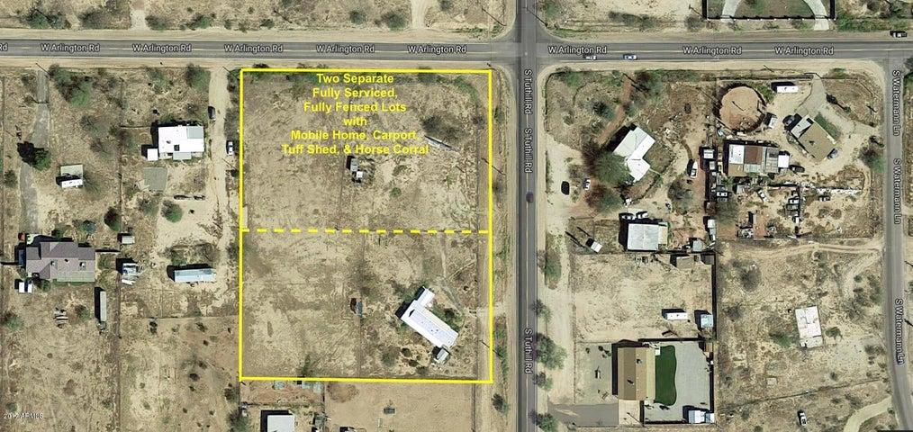 13202 S TUTHILL Road, Buckeye, AZ 85326