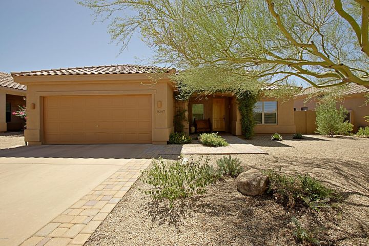 9247 E WHITEWING Drive, Scottsdale, AZ 85262