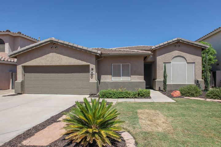 The home has such a welcoming presence with recent exterior paint and nice landscaping.