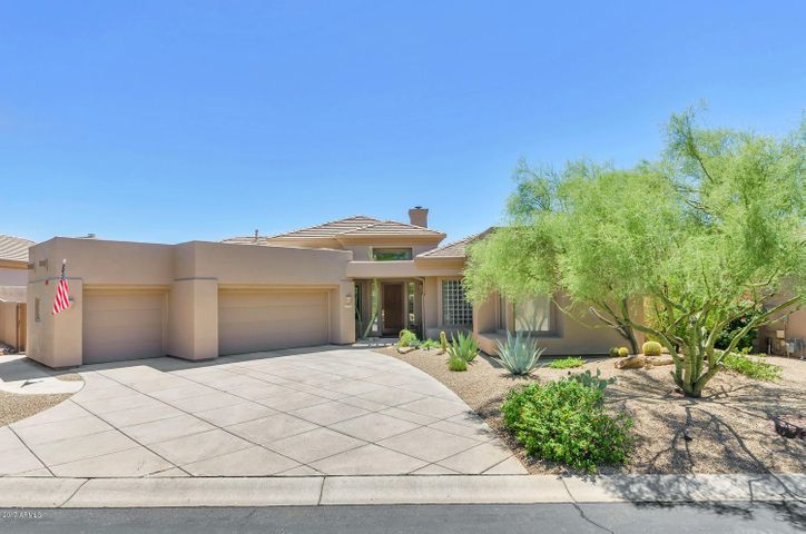 6677 E CRESTED SAGUARO Lane, Scottsdale, AZ 85266