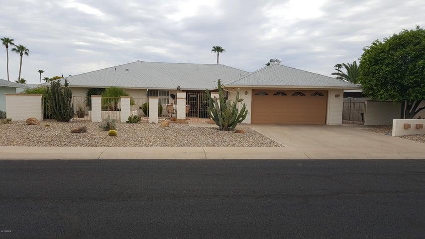 10401 W CHAPARRAL Drive, Sun City, AZ 85373