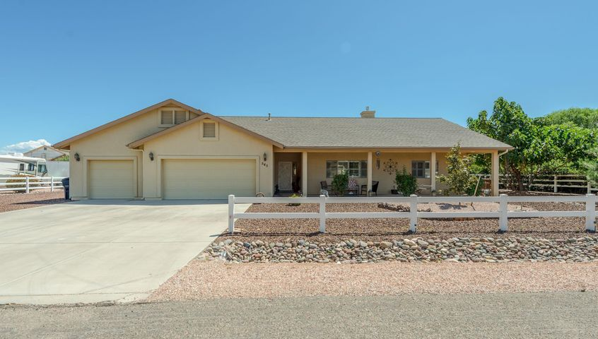 545 HOMESTEAD MESA Drive, Chino Valley, AZ 86323