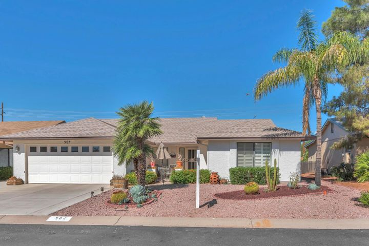 504 S 76TH Place, Mesa, AZ 85208