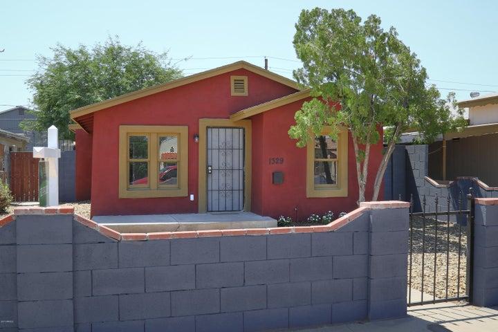 1329 W Taylor Street, Phoenix, AZ 85007