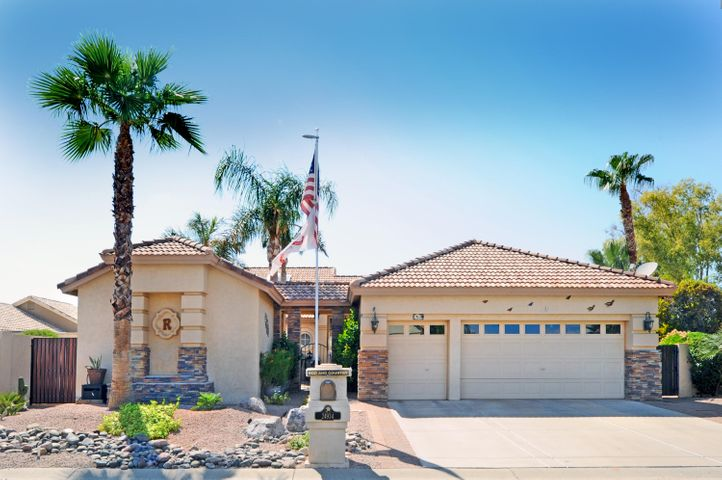 24934 S STONEY LAKE Drive, Sun Lakes, AZ 85248