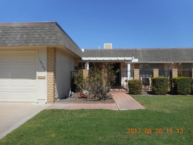 10408 W KINGSWOOD Circle, Sun City, AZ 85351