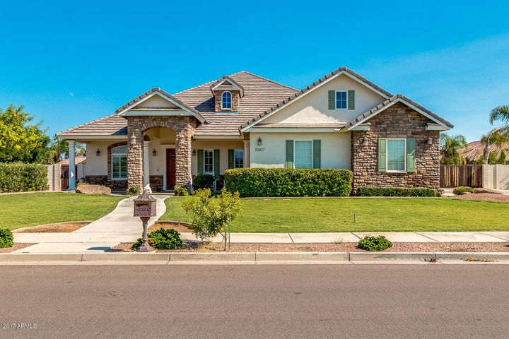 20927 S CLAUDIUS Road, Queen Creek, AZ 85142