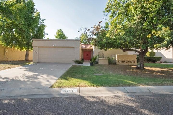 8190 E DEL CAVERNA Drive, Scottsdale, AZ 85258