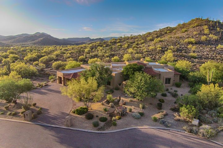 5552 E BUTTE CANYON Drive, Cave Creek, AZ 85331