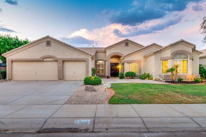 5502 E WOODRIDGE Drive, Scottsdale, AZ 85254