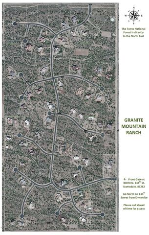 30070 N 144th Street, Lot 3, Scottsdale, AZ 85262