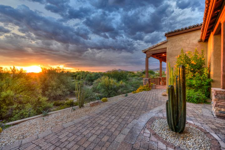 Sit on your front porch and watch the majestic sunsets that make Arizona the beautiful state we want to call home!
