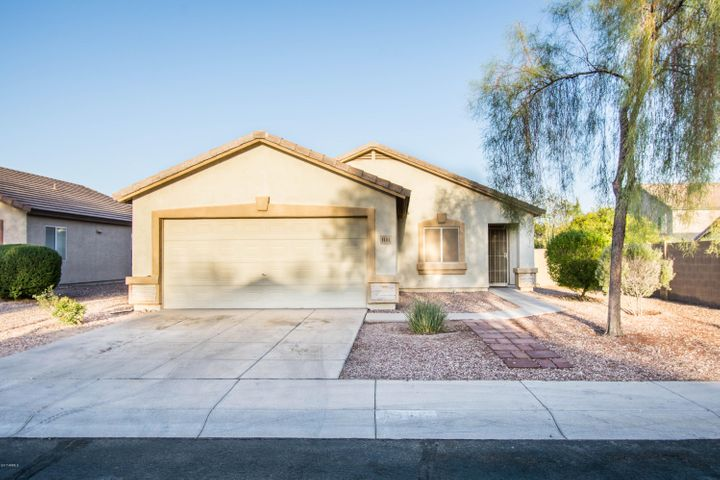 1401 S 228TH Lane, Buckeye, AZ 85326
