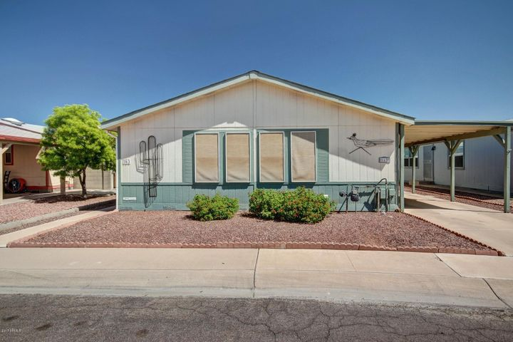 11275 N 99TH Avenue, 163, Peoria, AZ 85345