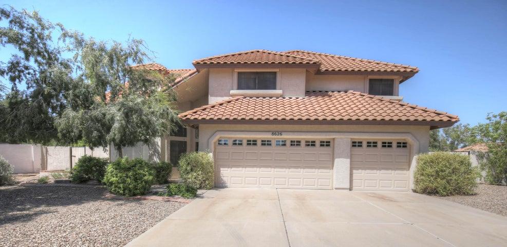 8626 S TAYLOR Drive, Tempe, AZ 85284