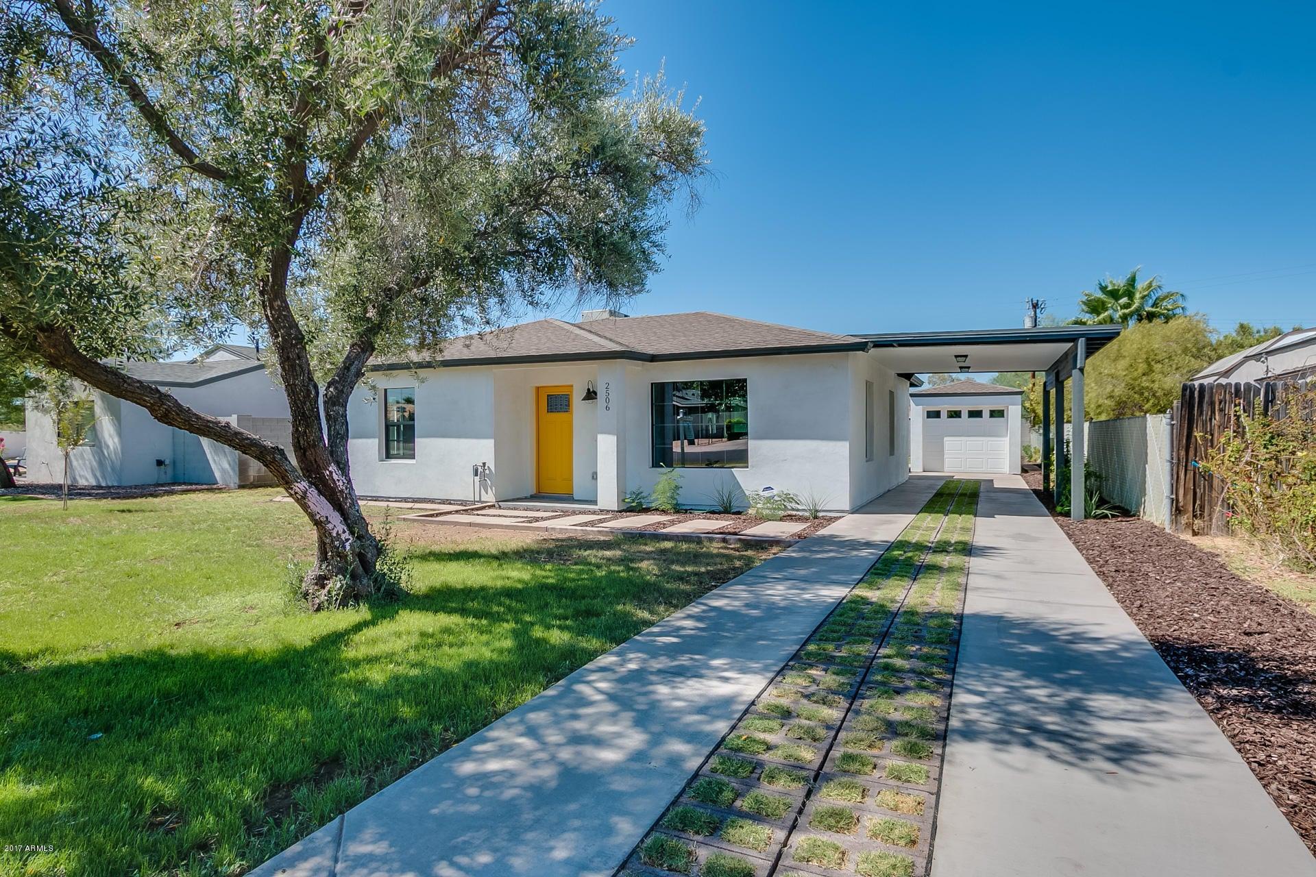 2506 N EVERGREEN Street, Phoenix, AZ 85006