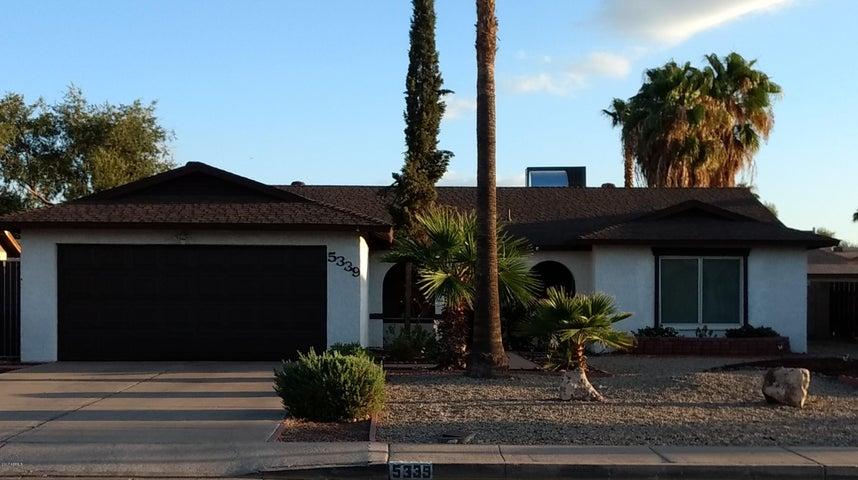 5339 W CHOLLA Street, Glendale, AZ 85304