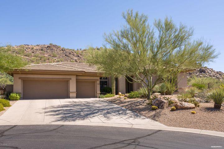 7901 E BALAO Drive, Scottsdale, AZ 85266