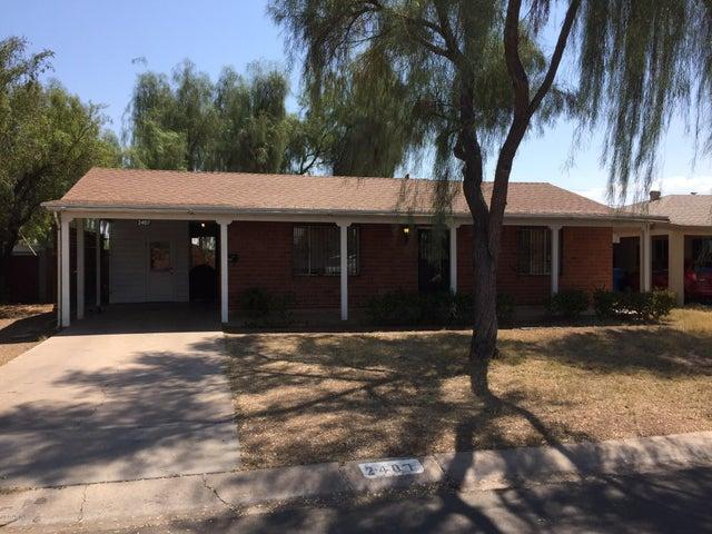2407 W Whitton Avenue, Phoenix, AZ 85015