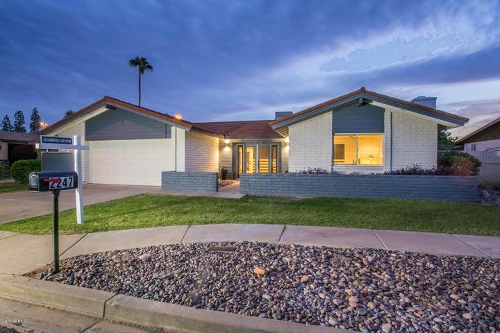 2247 W JACINTO Circle, Mesa, AZ 85202
