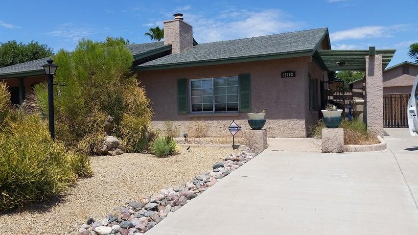 15702 E RICHWOOD Avenue, Fountain Hills, AZ 85268