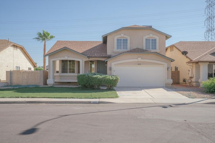 4223 W WHISPERING WIND Drive, Glendale, AZ 85310