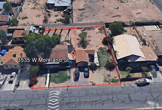 3535 W MORELAND Street, Phoenix, AZ 85009