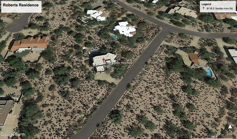 8118 E SADDLE HORN Road, Scottsdale, AZ 85255