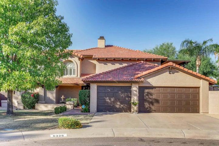 6326 E MONTREAL Place, Scottsdale, AZ 85254