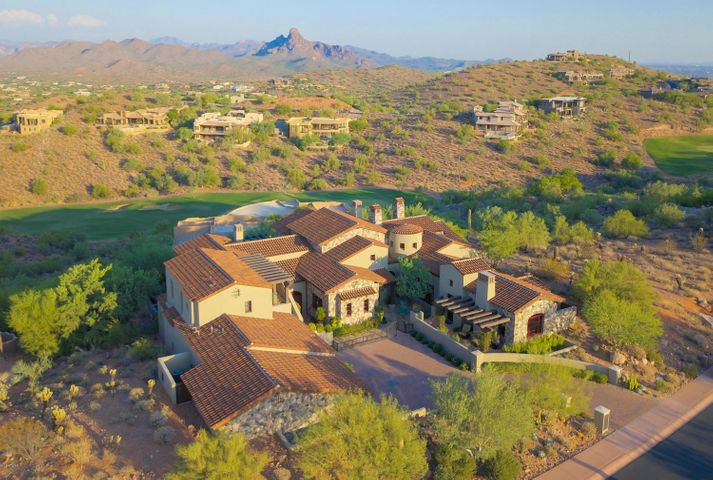 9917 N CANYON VIEW Lane, Fountain Hills, AZ 85268