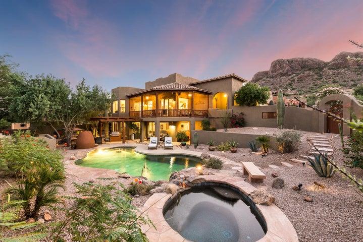 9957 E GOLD DUST Place, Gold Canyon, AZ 85118
