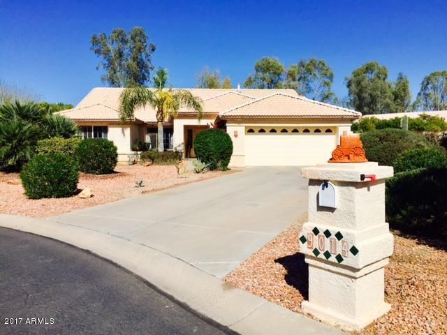 9014 E COPPER Drive, Sun Lakes, AZ 85248