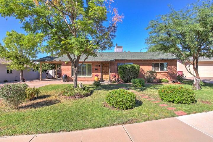 8734 E Monte Vista Road, Scottsdale, AZ 85257