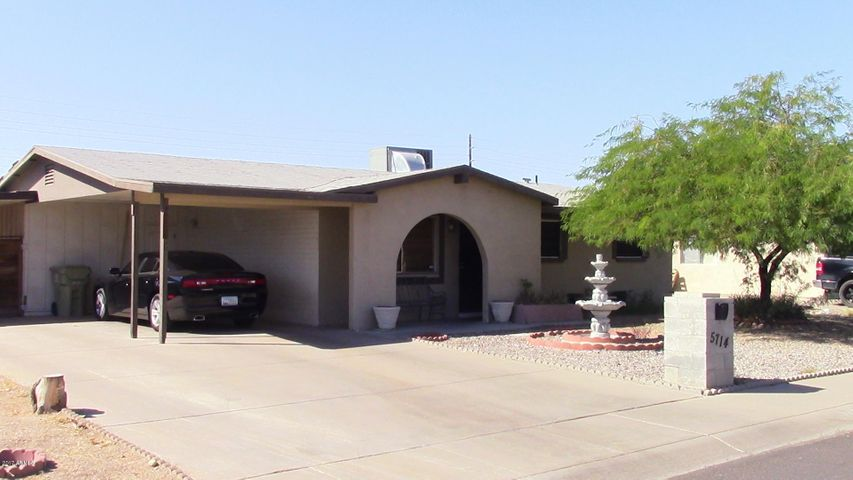 5714 N 70TH Avenue, Glendale, AZ 85303
