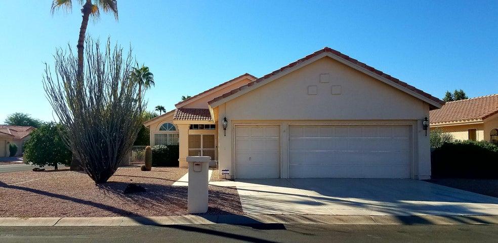 10713 E STARFLOWER Drive, Sun Lakes, AZ 85248