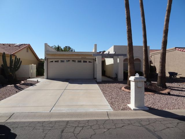 26430 S RIBBONWOOD Drive, Sun Lakes, AZ 85248