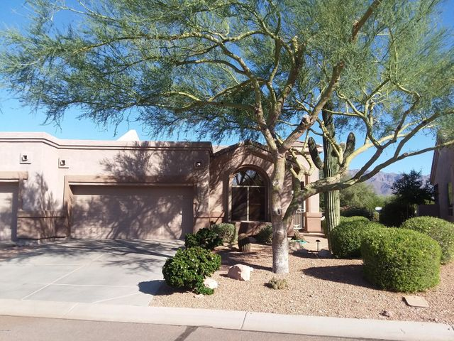 7394 E CANYON WREN Drive, Gold Canyon, AZ 85118