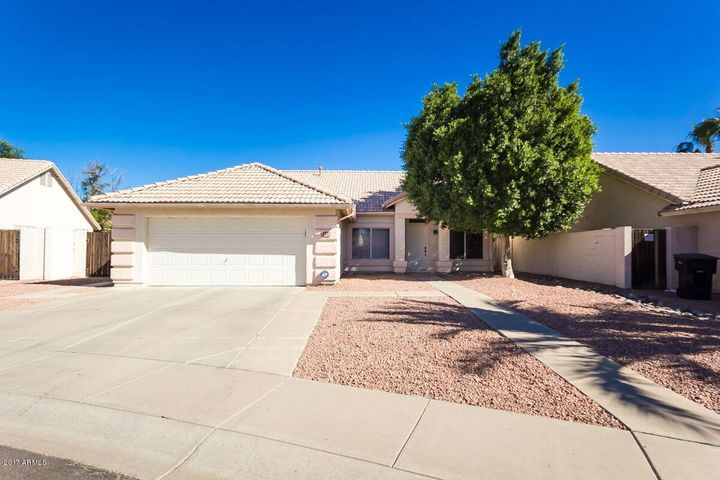 1221 N SEAN Court, Chandler, AZ 85224