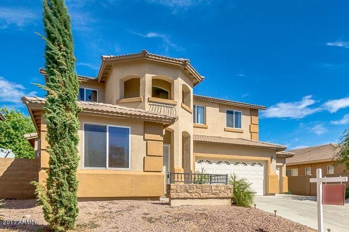 18528 W ONYX Avenue, Waddell, AZ 85355