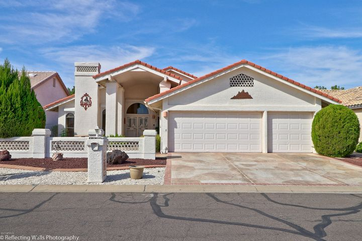 26010 S RIBBONWOOD Drive, Sun Lakes, AZ 85248