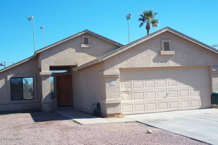567 N Rubel Court, Buckeye, AZ 85326