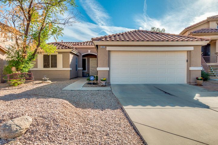 809 N LAYMAN Street, Chandler, AZ 85225