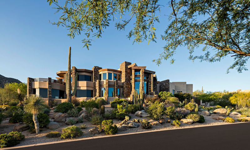 11116 E Distant Hills Drive, Scottsdale, AZ 85262