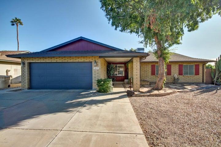 4643 W GOLDEN Lane, Glendale, AZ 85302